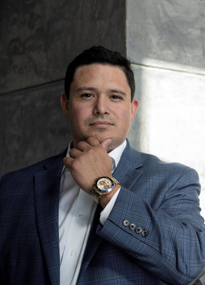 Kenny Perez Trusted Attorney
